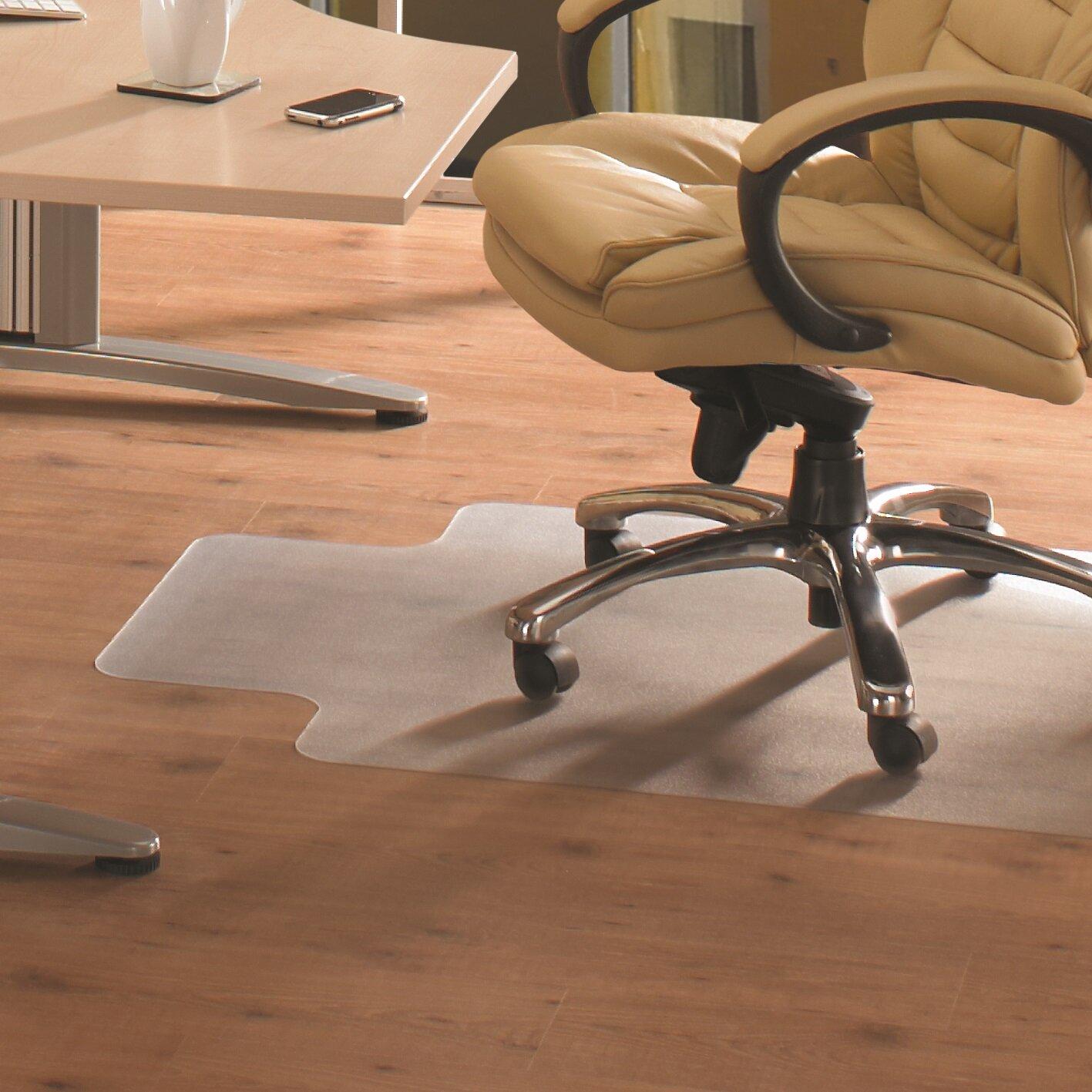 Floortex Hard Floor Straight Standard Lip Chair Mat Reviews