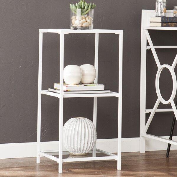 Orenstein 3-Tier Etagere Bookcase by Ebern Designs