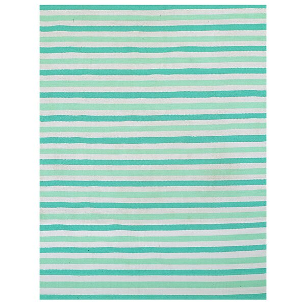 Green Indoor/Outdoor Area Rug by Home & More