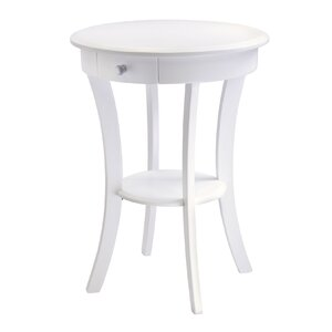 Emington End Table With Storage Charlton Home