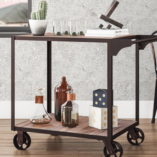 Mountview Bar Cart by Trent Austin Design Trent Austin Design