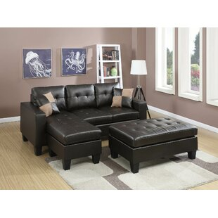 Calhoun Reversible Sleeper Sectional