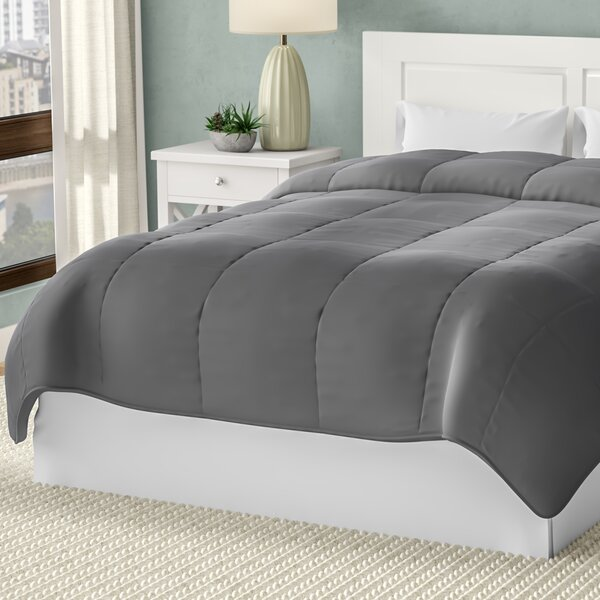 Higdon All Season Down Alternative Comforter by Alwyn Home
