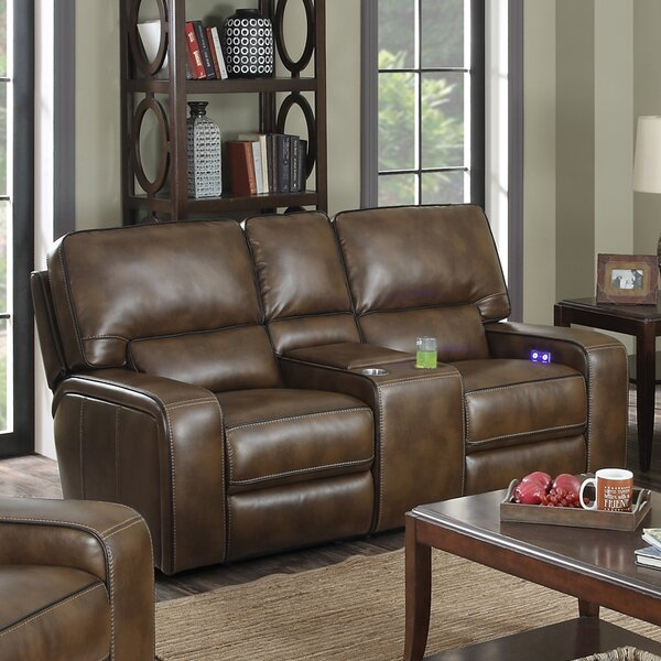 Sydney Reclining Loveseat by E-Motion Furniture