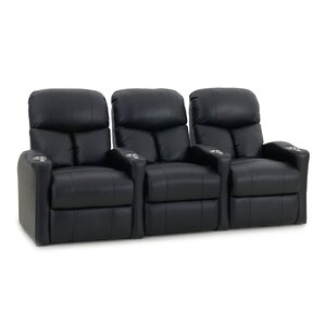 Home Theater Recliner (Row of 3)  sc 1 st  Wayfair & 3 seat Theater Seating Youu0027ll Love | Wayfair islam-shia.org