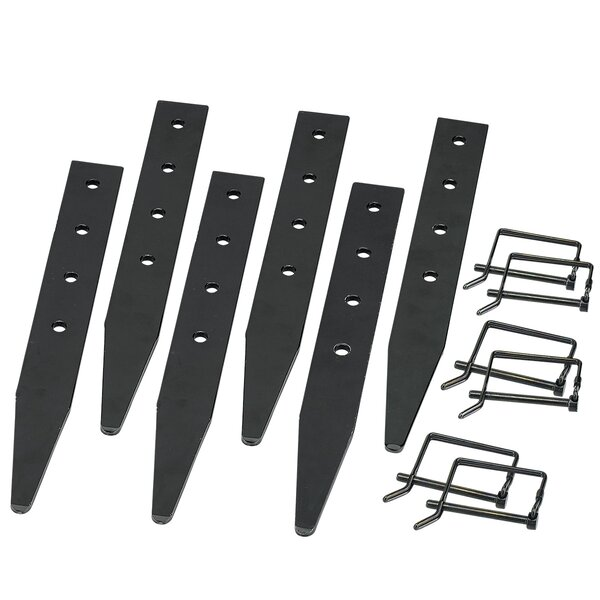 Instant Shelter Hardware (Set of 6) by E-Z UP