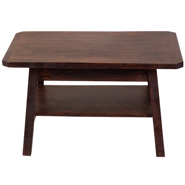 Kincannon Coffee Table By Union Rustic