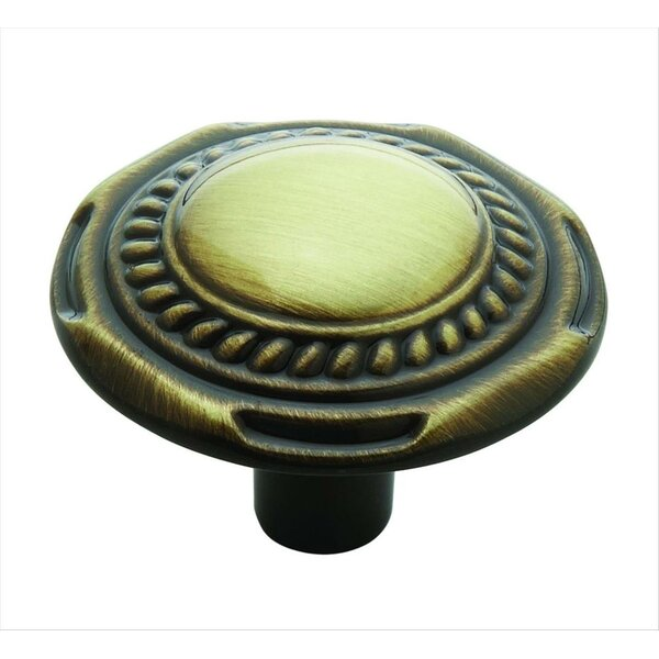 Allison Antique English Mushroom Knob by Amerock