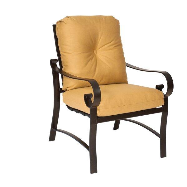 Belden Patio Dining Chair by Woodard