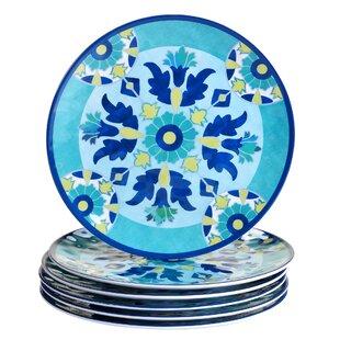 Granada 11 Heavy Weight Melamine Dinner Plate (Set of 6) byCertified International