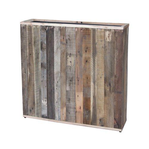Allen Wood Planter Box Sol 72 Outdoor
