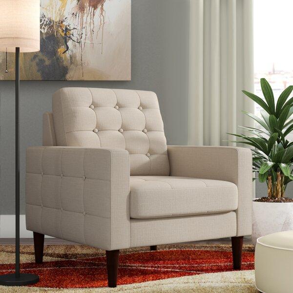 Meier Armchair by Mercury Row