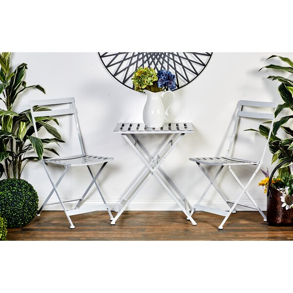 3 Piece Bistro Set by Cole & Grey