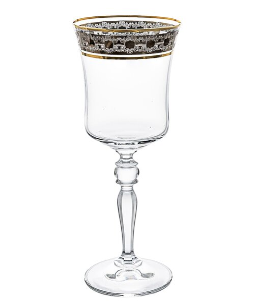 8 oz. Crystal Snifter/Liqueur Glass (Set of 6) by Classic Touch