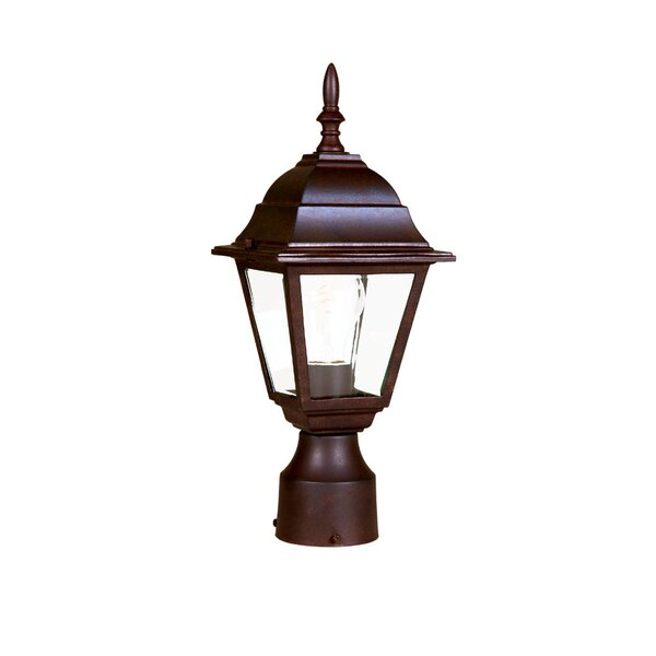 Ledbetter Outdoor 1-Light Lantern Head by Charlton Home