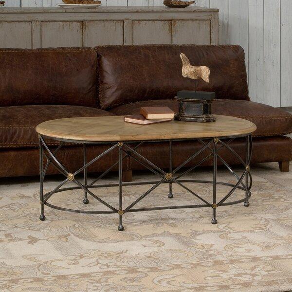 Drum and Fife Coffee Table by Sarreid Ltd Sarreid Ltd