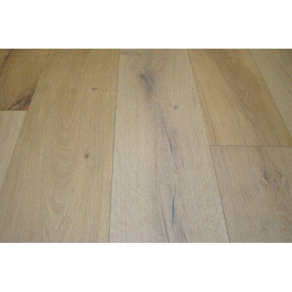 Baltic 7-1/2 Engineered Oak Hardwood Flooring in Sedona Silver by Myfuncorp