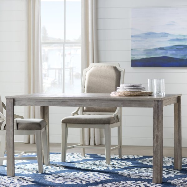 Brixton Dining Table by Highland Dunes