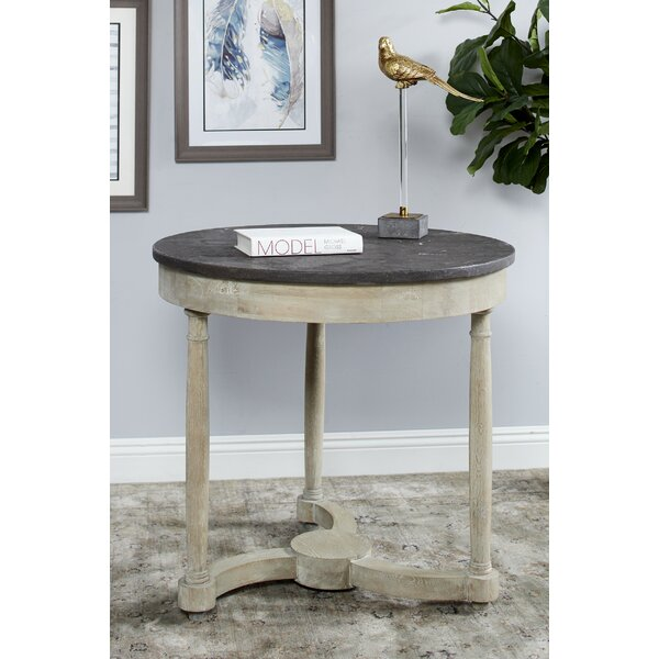 Leah Solid Wood Dining Table by Ophelia & Co.
