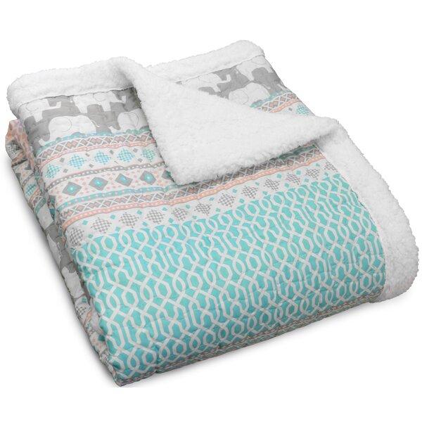 Uriel Throw Blanket by Viv + Rae