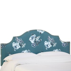 Emmanuelle Upholstered Panel Headboard by One Allium Way