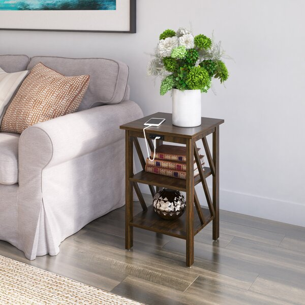 Lesher End Table By Red Barrel Studio