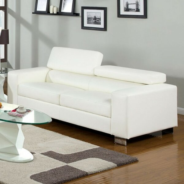 Weekend Choice Kousgaard Contemporary Sofa by Latitude Run by Latitude Run