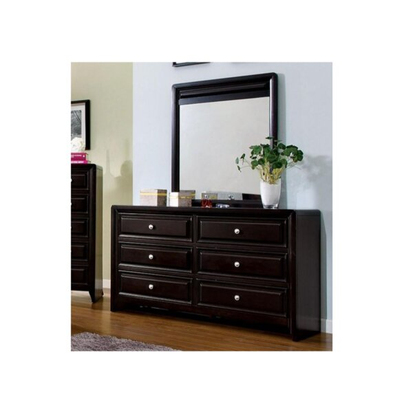 Sondra 6 Drawer Double Dresser by Canora Grey