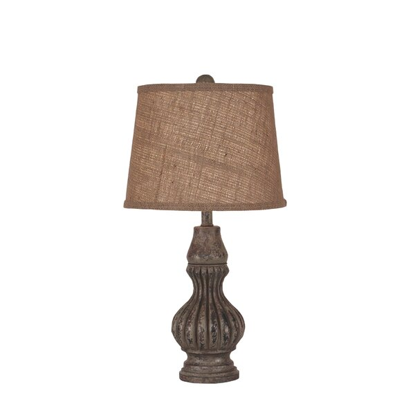 Brewster Ribbed 24 Table Lamp by Bay Isle Home