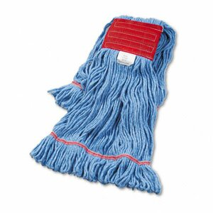 Super Loop Wet Mop Head, Cotton/Synthetic, Large Size