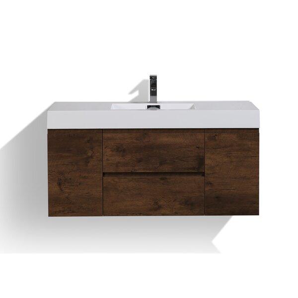 Sinope 47 Single Bathroom Vanity Set by Orren Ellis