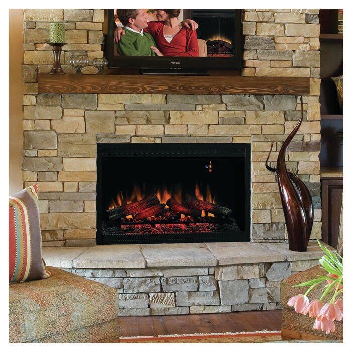 Classic flame 36 electric fireplace insert reviews wayfair 36 electric fireplace insert solutioingenieria Images