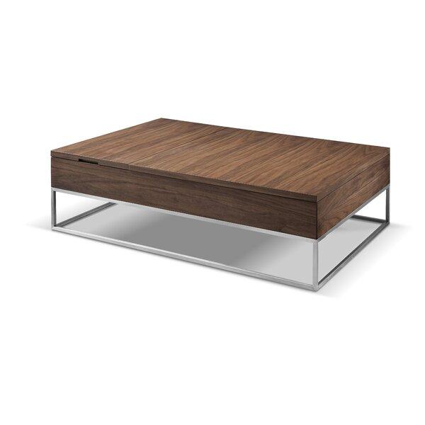 Maitland Lift Top Coffee Table with Storage by Brayden Studio Brayden Studio