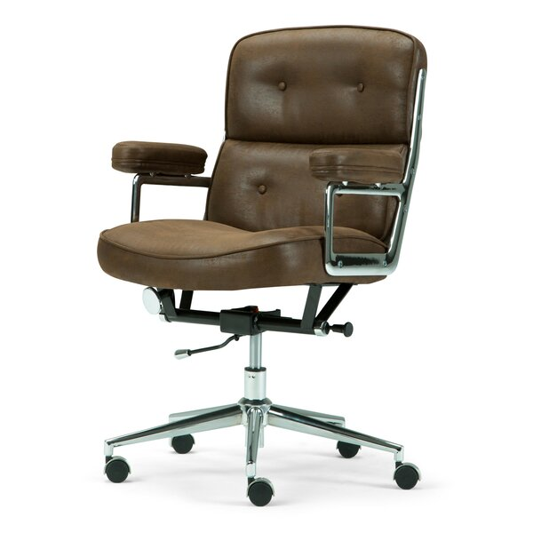 Barton Swivel Office Chair by Simpli Home