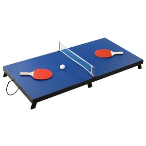 Drop Shot Portable Table Tennis Set