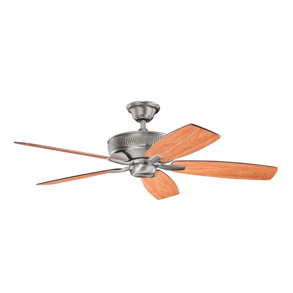 52 Carruthers 5-Blade Ceiling Fan by Alcott Hill