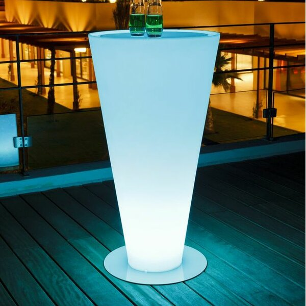 Up Luminous Bar Table by Smart & Green