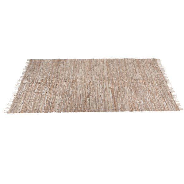 Imran Beige Area Rug by Loon Peak
