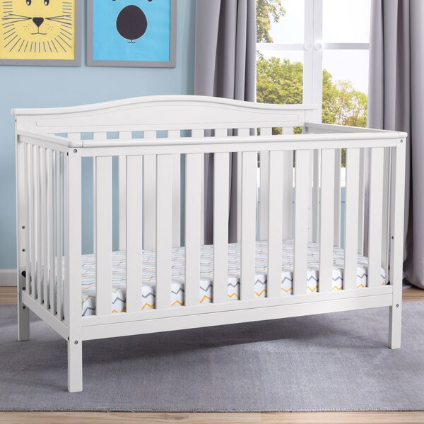 Independence 4-in-1 Convertible Crib by Delta Chil