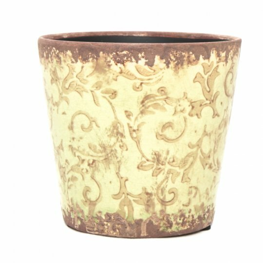 Camila Ceramic Pot Planter by Fleur De Lis Living