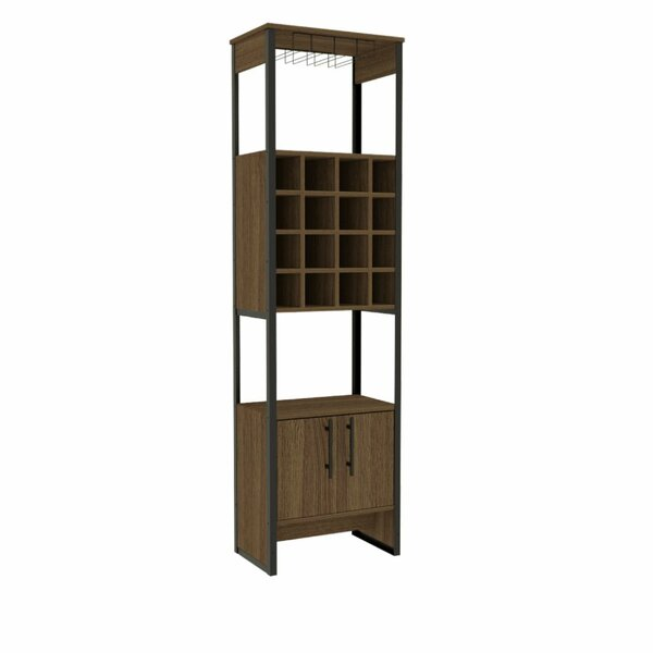 Charterhouse Bar With Wine Storage By Union Rustic