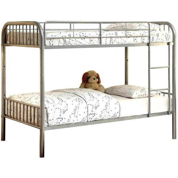 Bylar Twin Over Twin Bunk Bed by Isabelle & Max