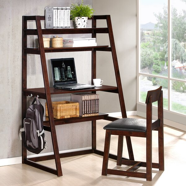 Ladder Desk and Chair Set by Wildon Home ®