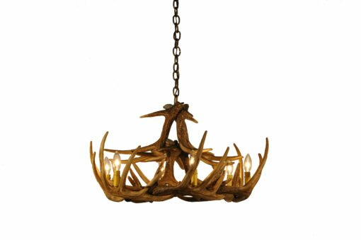 Lottie 6-Light Unique / Statement Wagon Wheel Chandelier by Millwood Pines Millwood Pines