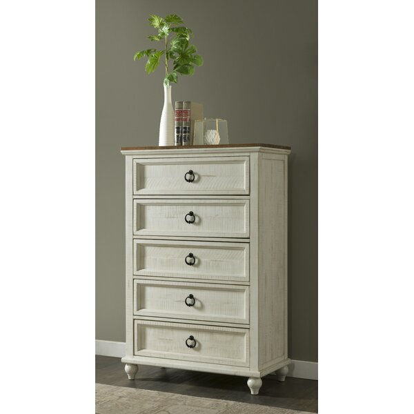 Meryl 5 Drawer Chest by Canora Grey