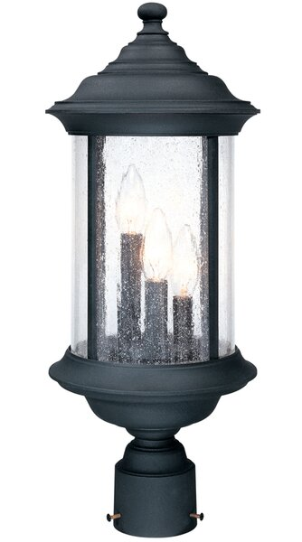 Devizes 3-Light Outdoor Lantern Head by Charlton Home