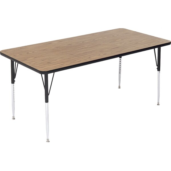 Rectangular Activity Table by Correll, Inc.