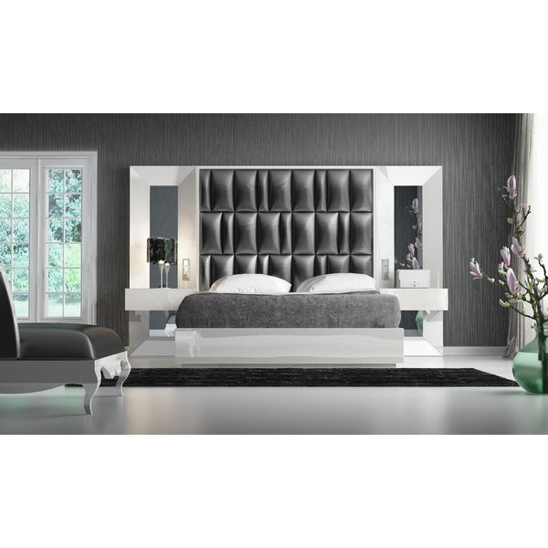 Helotes Queen Platform 5 Piece Bedroom Set by Orren Ellis