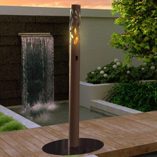 Twig Garden Torch by Decorpro