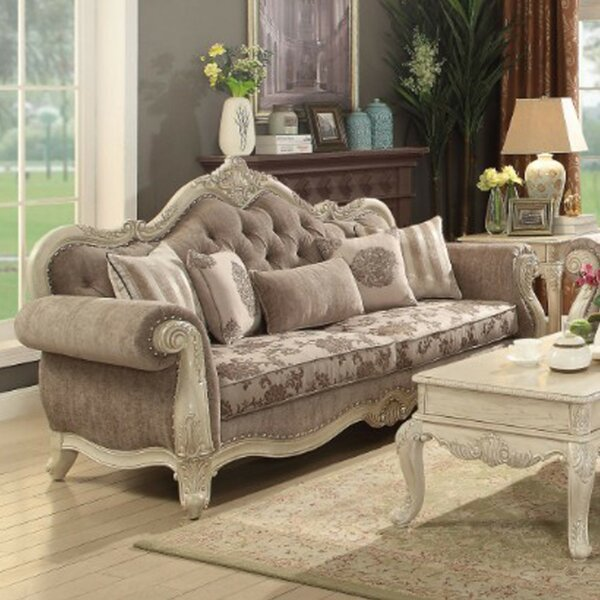 Modern Collection Ullrich Upholstered Sofa by Astoria Grand by Astoria Grand
